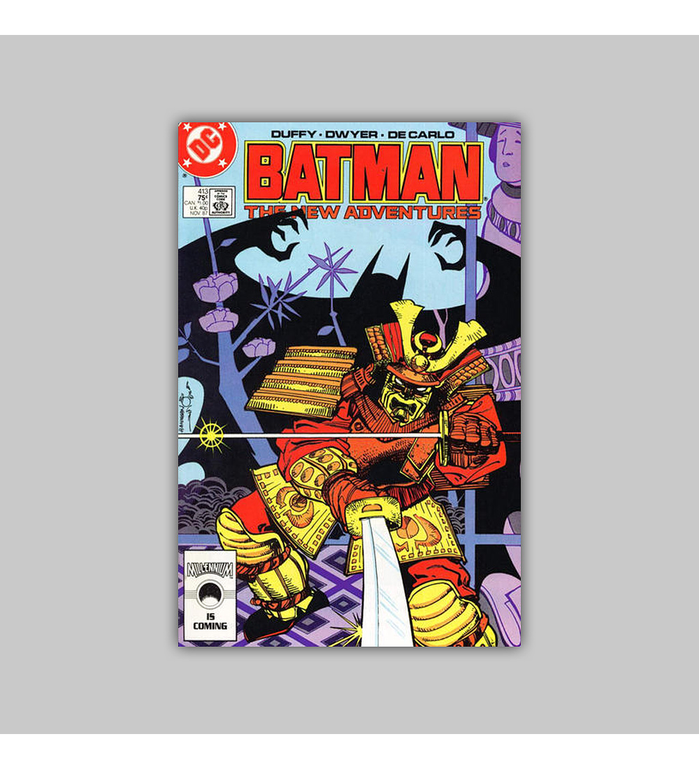 Batman 413 1987