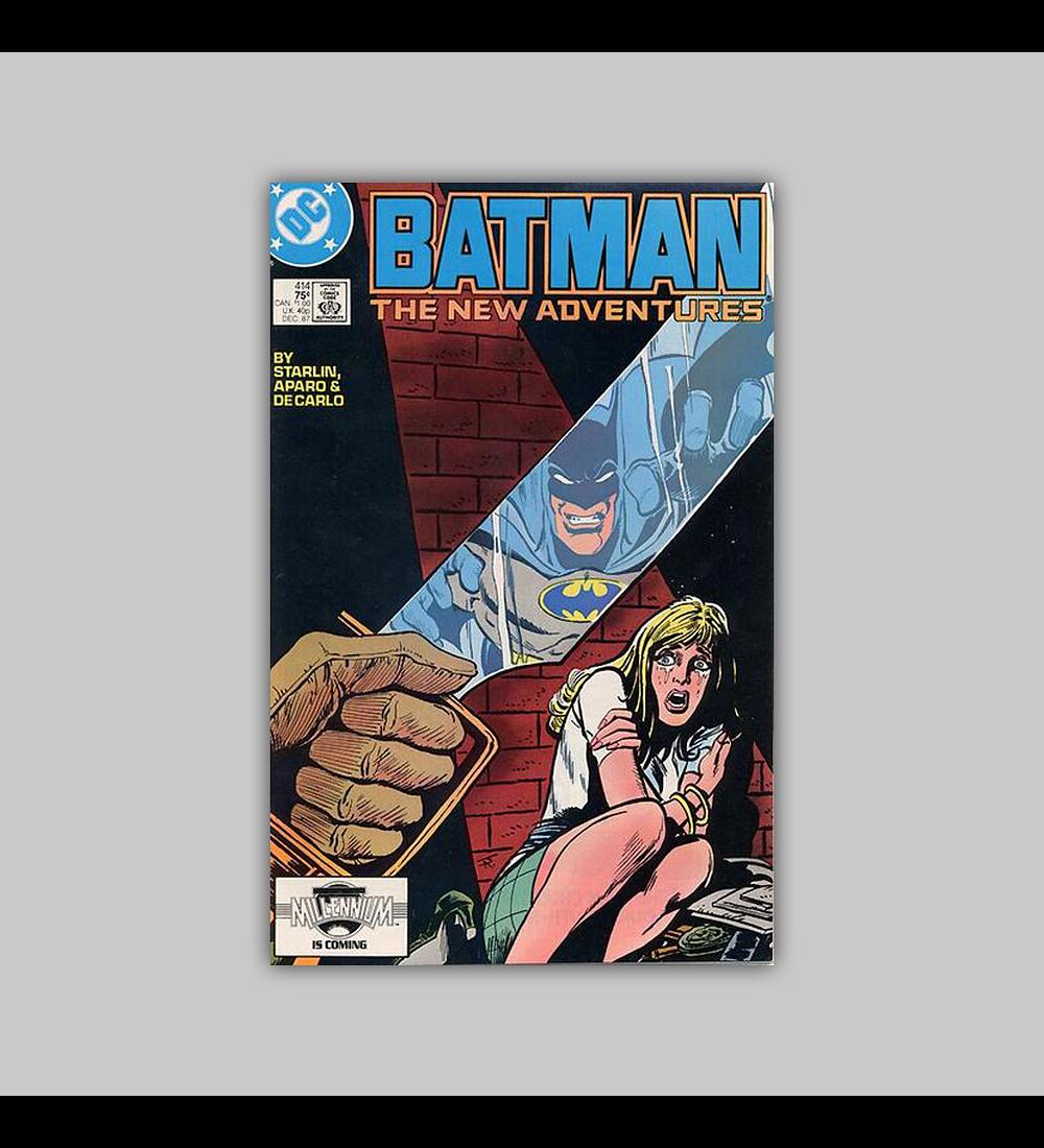 Batman 414 1987