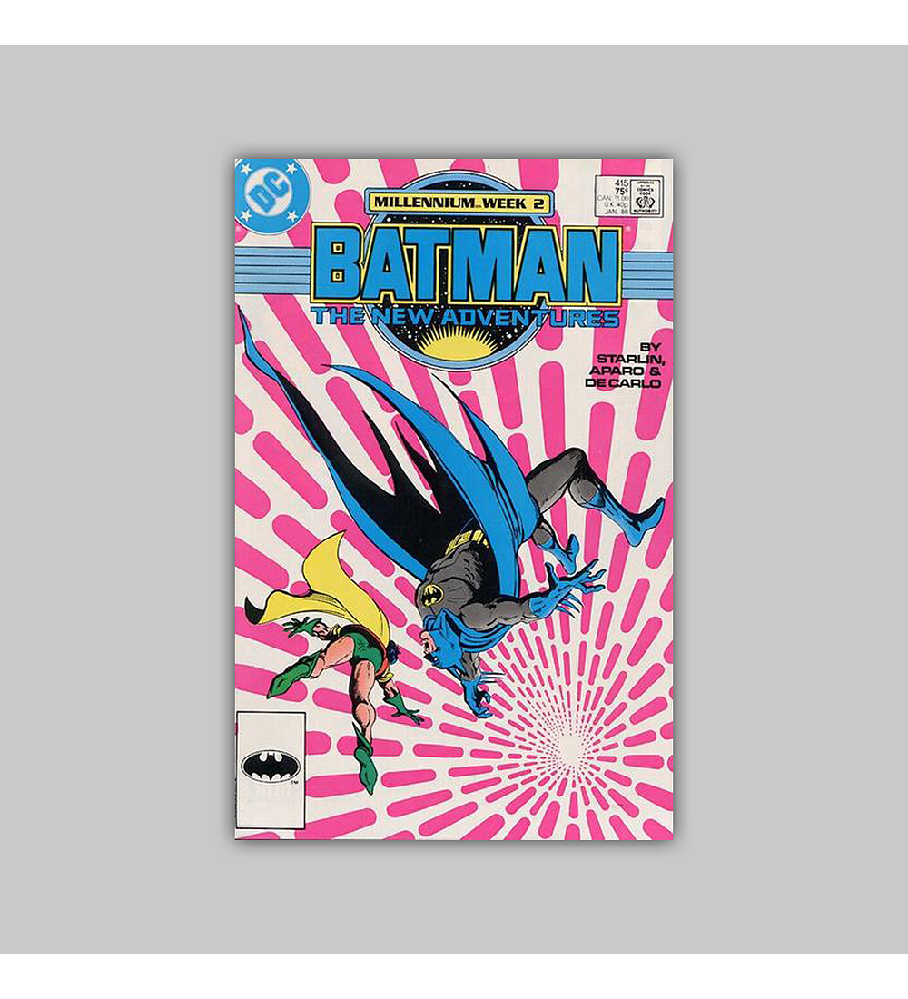 Batman 415 1988