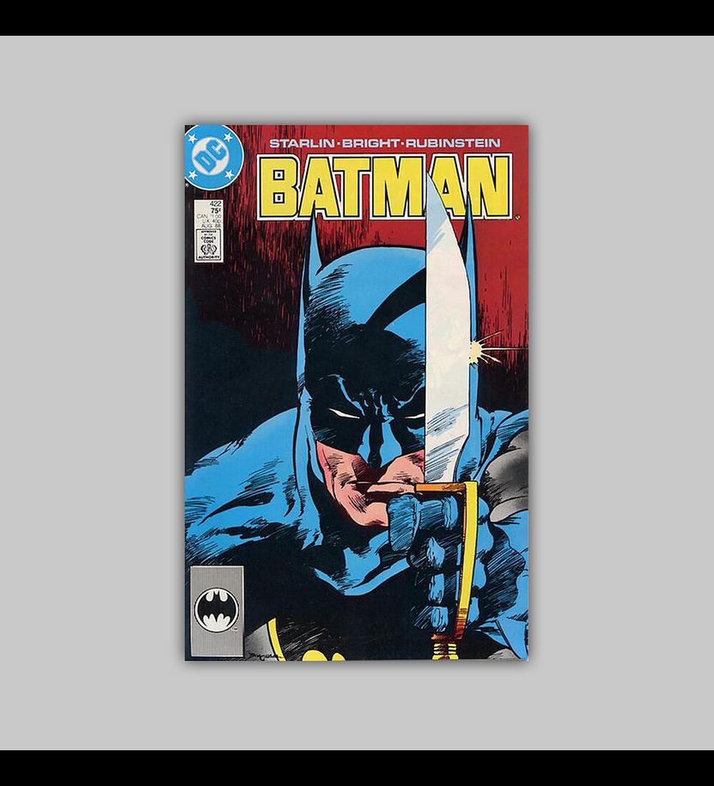 Batman 422 1988