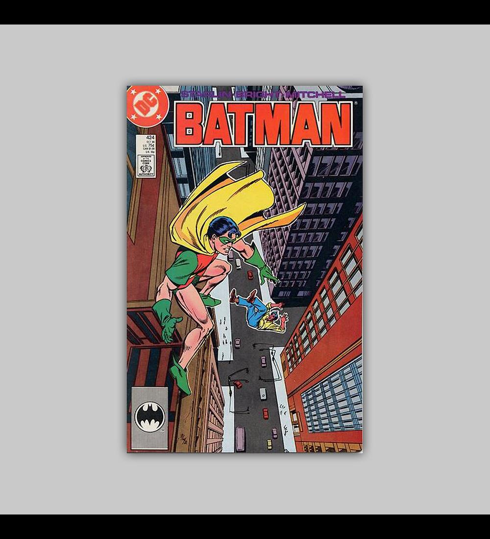 Batman 424 1988