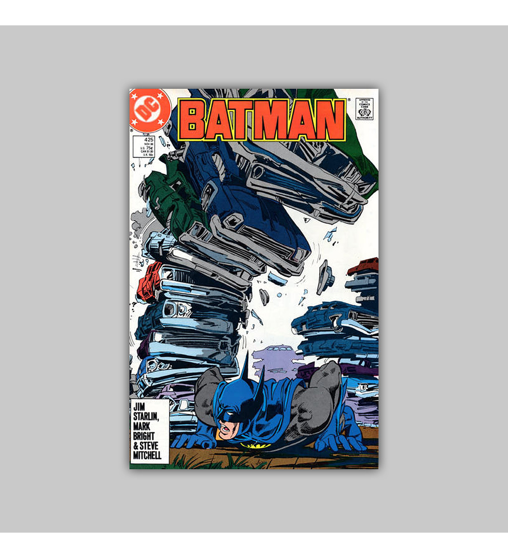 Batman 425 1988