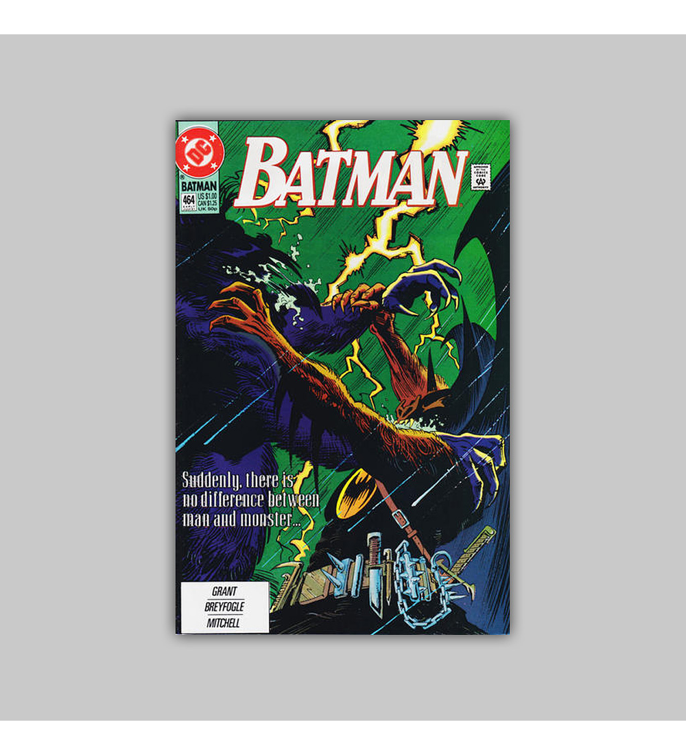 Batman 464 1991