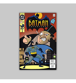 Batman Adventures 1 VF/NM (9.0) 1992
