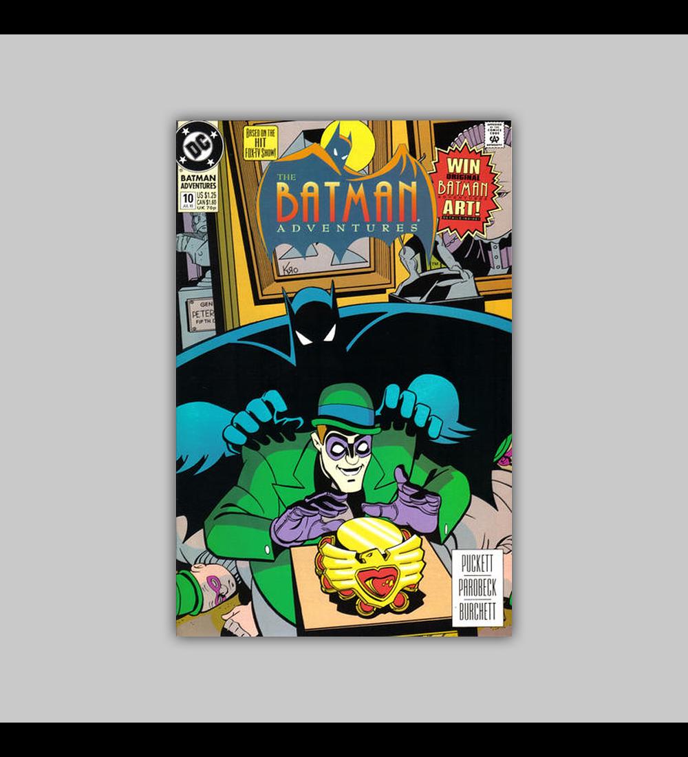 Batman Adventures 10 1993
