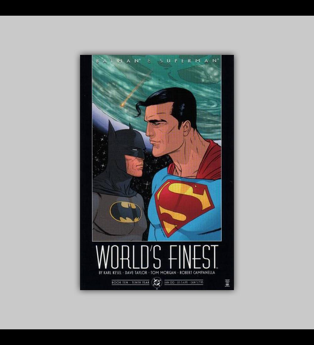 Batman & Superman: World's Finest 10 2000