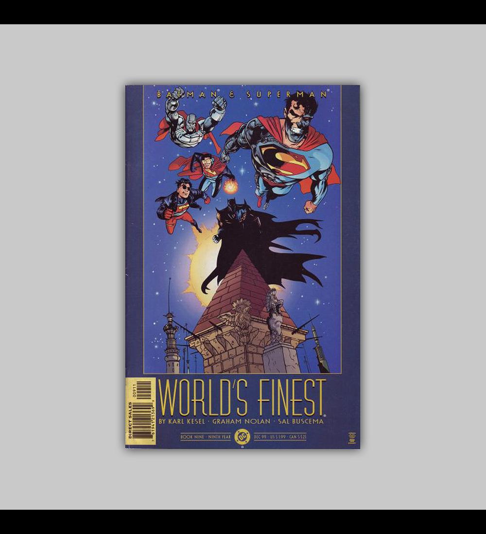 Batman & Superman: World's Finest 9 1999