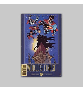 Batman & Superman: World's Finest 9 1999