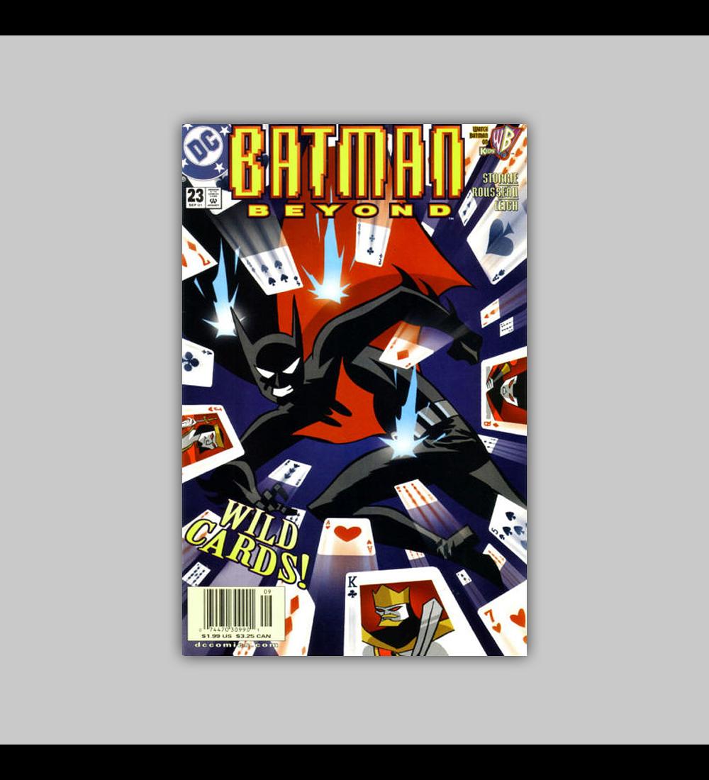 Batman Beyond 23 2001