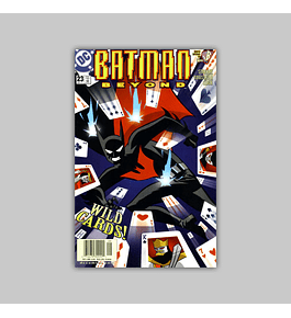 Batman Beyond 23 2001