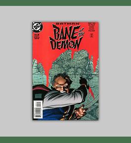 Batman: Bane of the Demon 2 1998