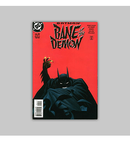 Batman: Bane of the Demon 4 1998