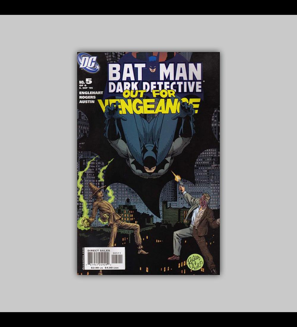 Batman: Dark Detective 5 2005