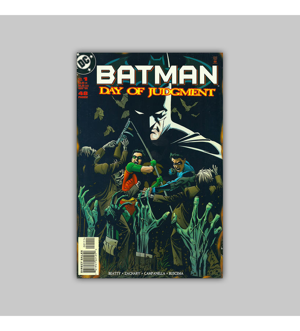Batman: Day of Judgement 1 1999