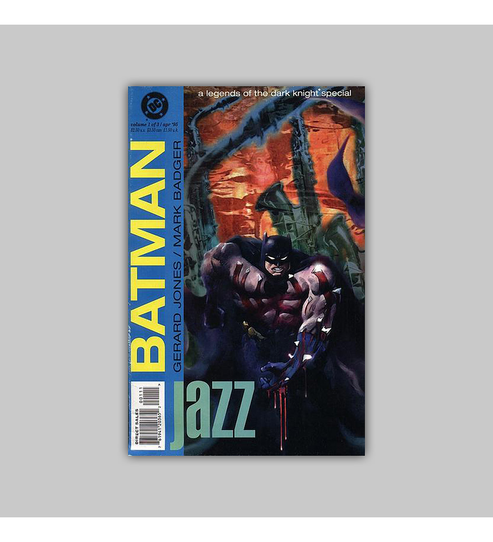 Batman: Legends of Dark Knight — Jazz 1 1995