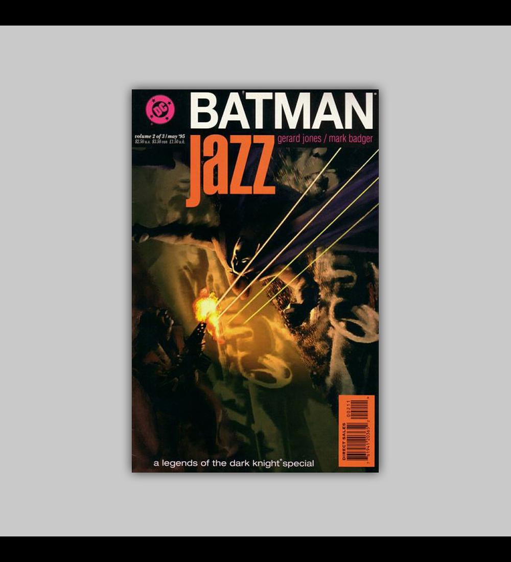 Batman: Legends of Dark Knight — Jazz 2 1995