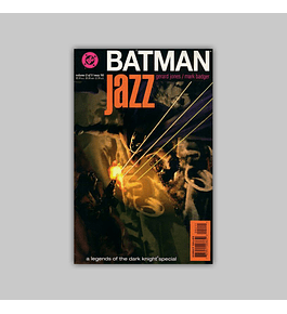 Batman: Legends of Dark Knight — Jazz 2 1995