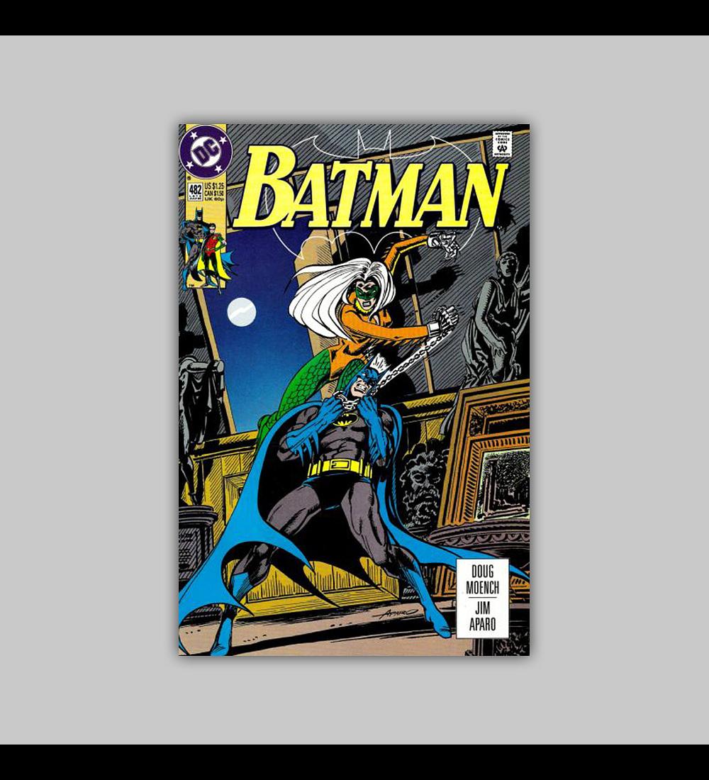 Batman 482 1992