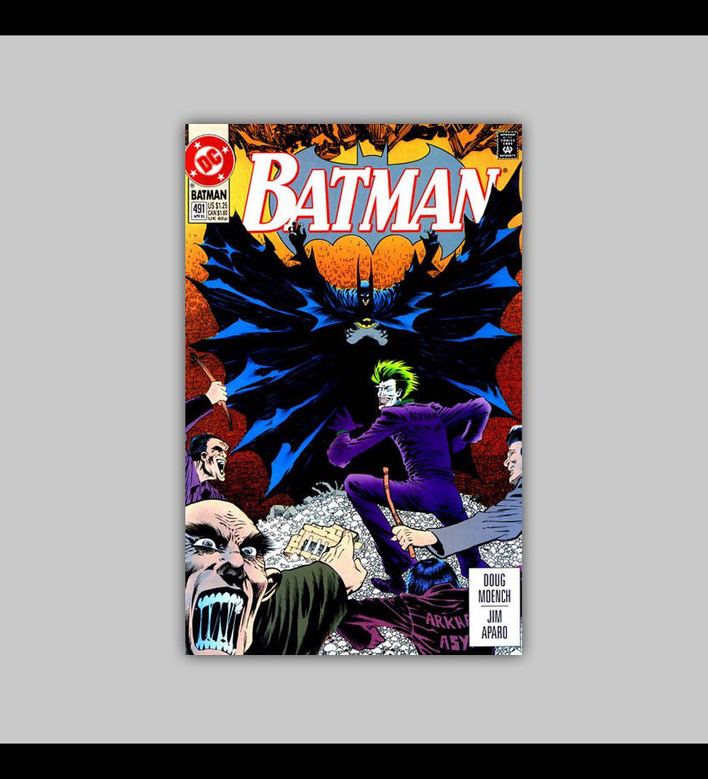 Batman 491 1993