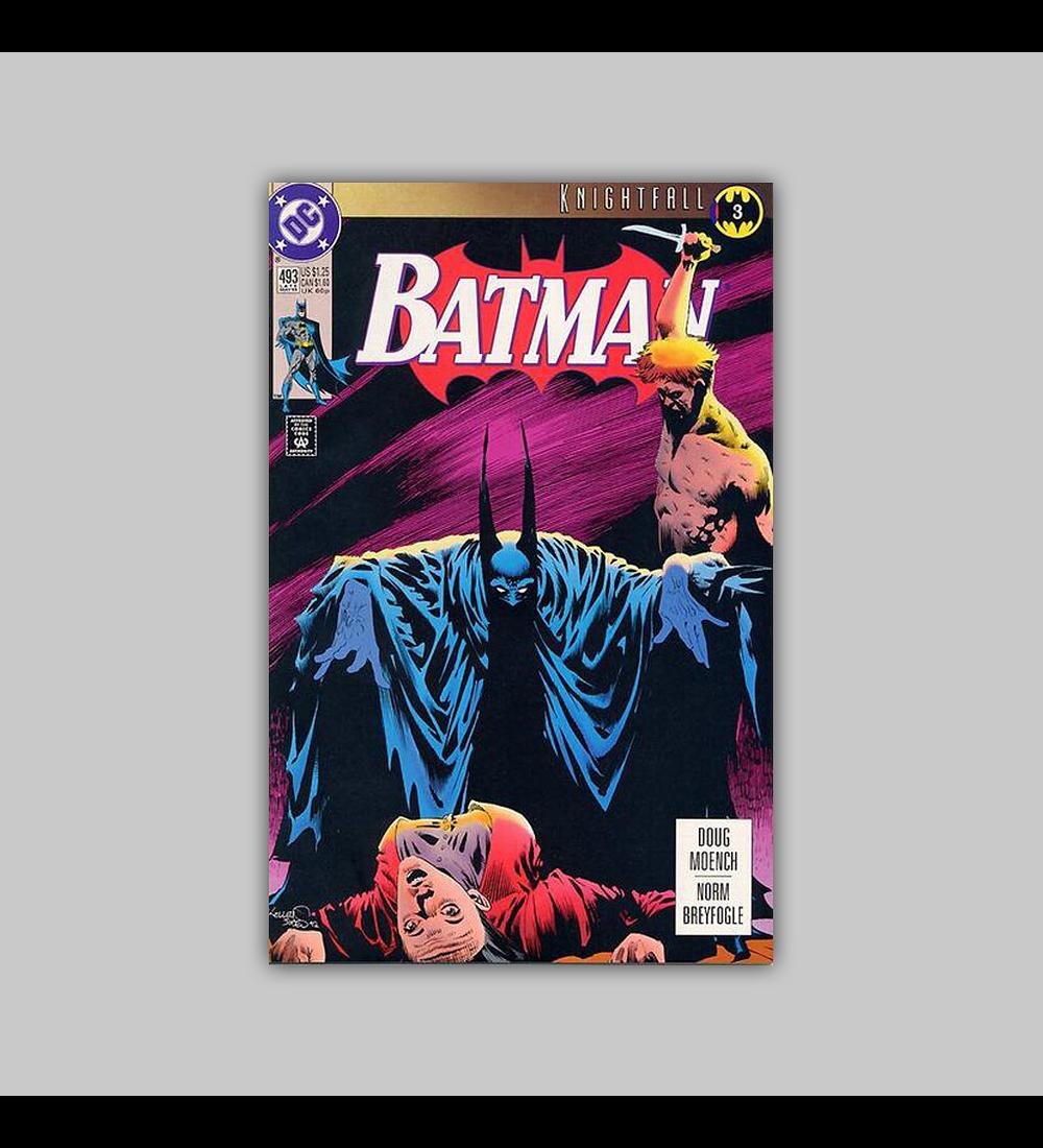 Batman 493 1993