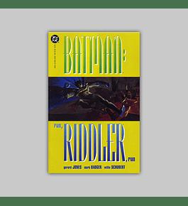 Batman: Run, Riddler, Run 2 1992