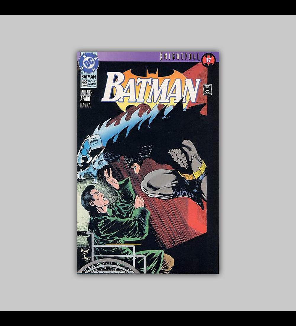 Batman 499 1993