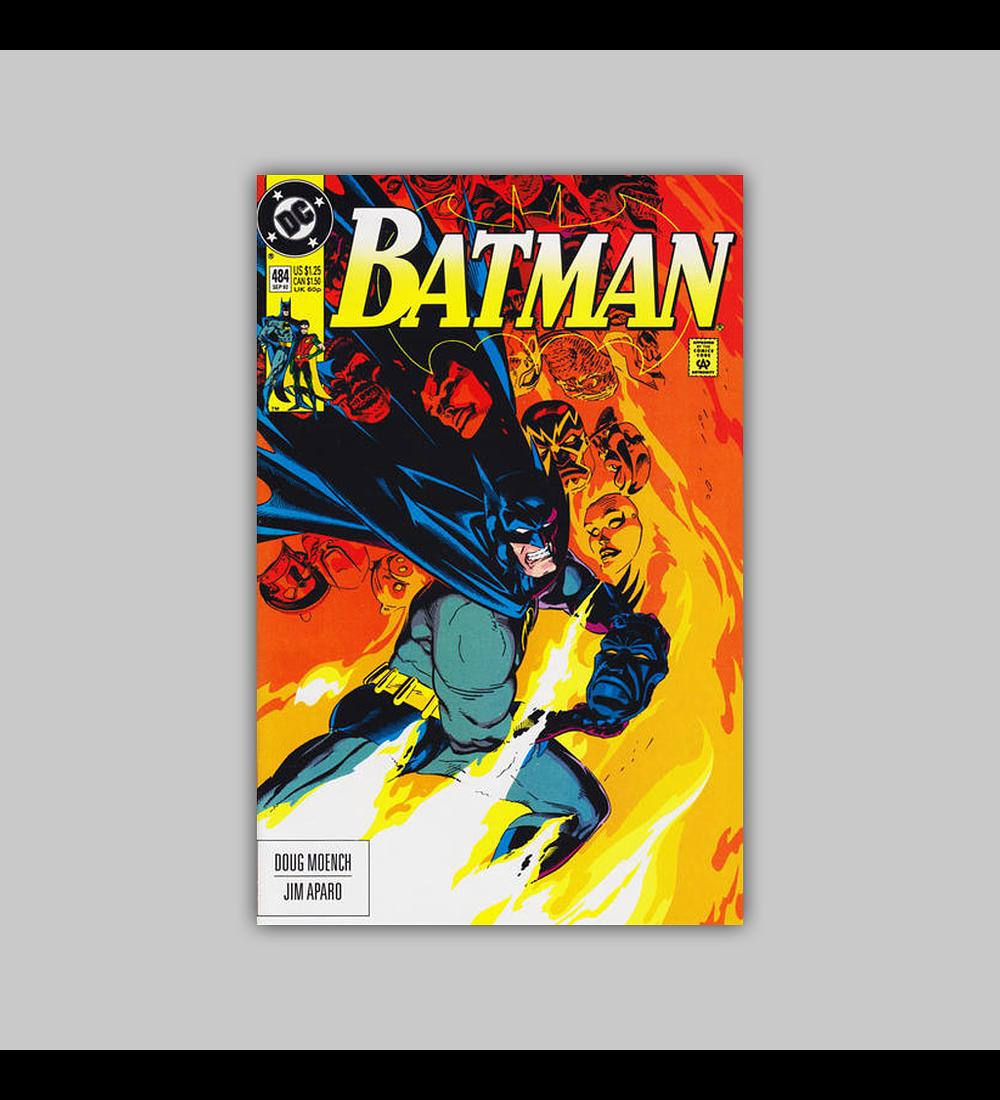 Batman 484 1992