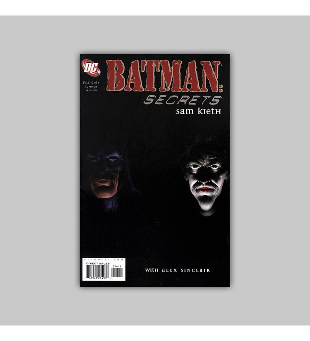 Batman: Secrets 4 2006