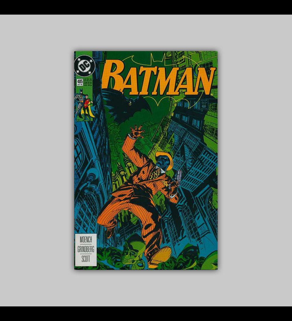 Batman 485 1992