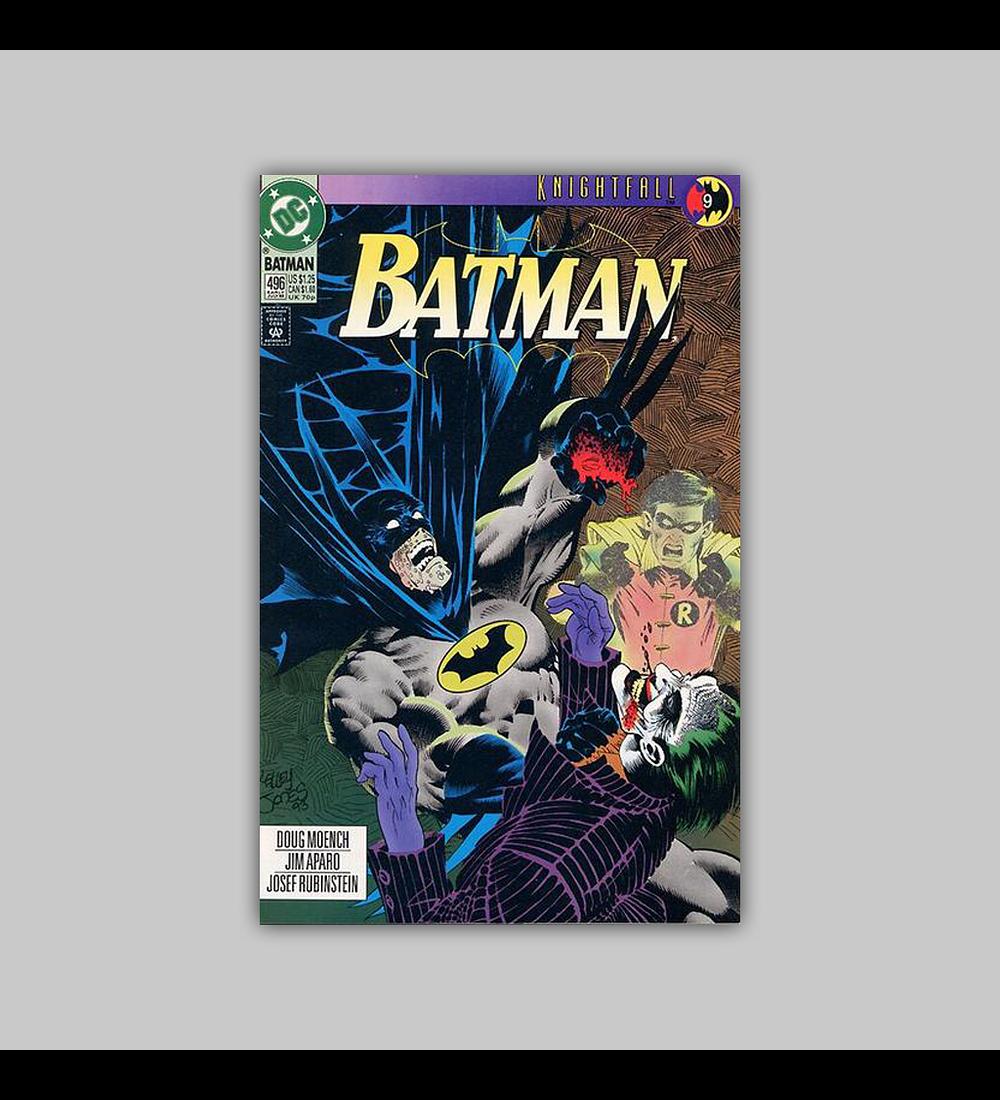 Batman 496 1993