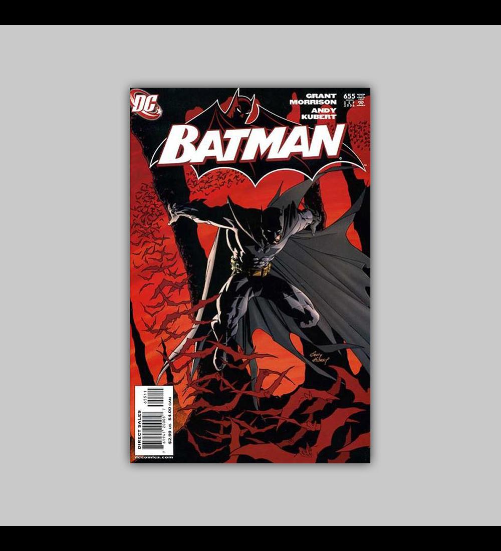 Batman 655 2006