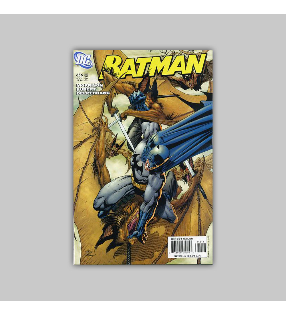 Batman 656 2006