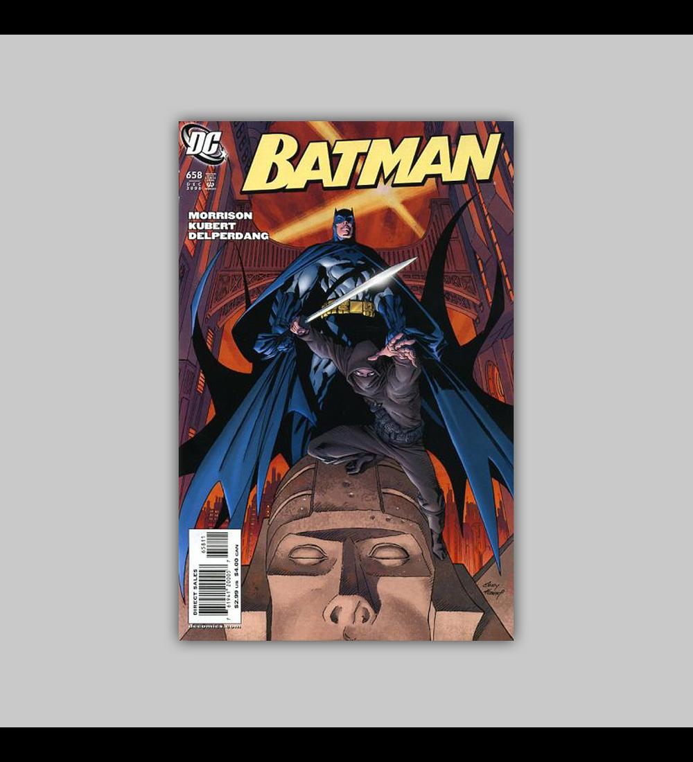 Batman 658 2006