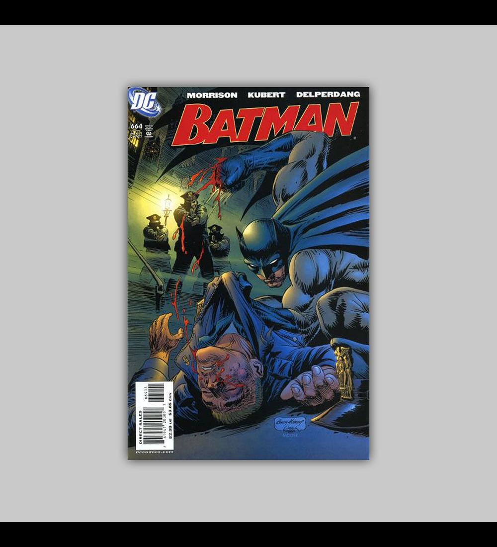 Batman 664 2007