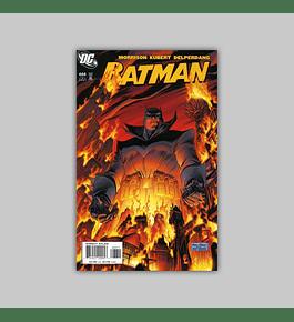 Batman 666 2007