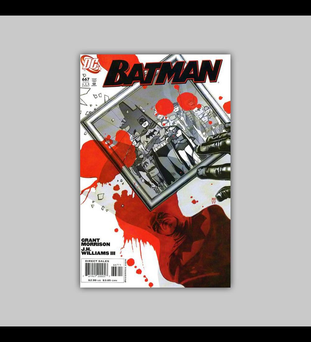 Batman 667 2007