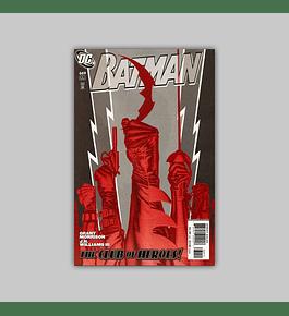 Batman 669 2007