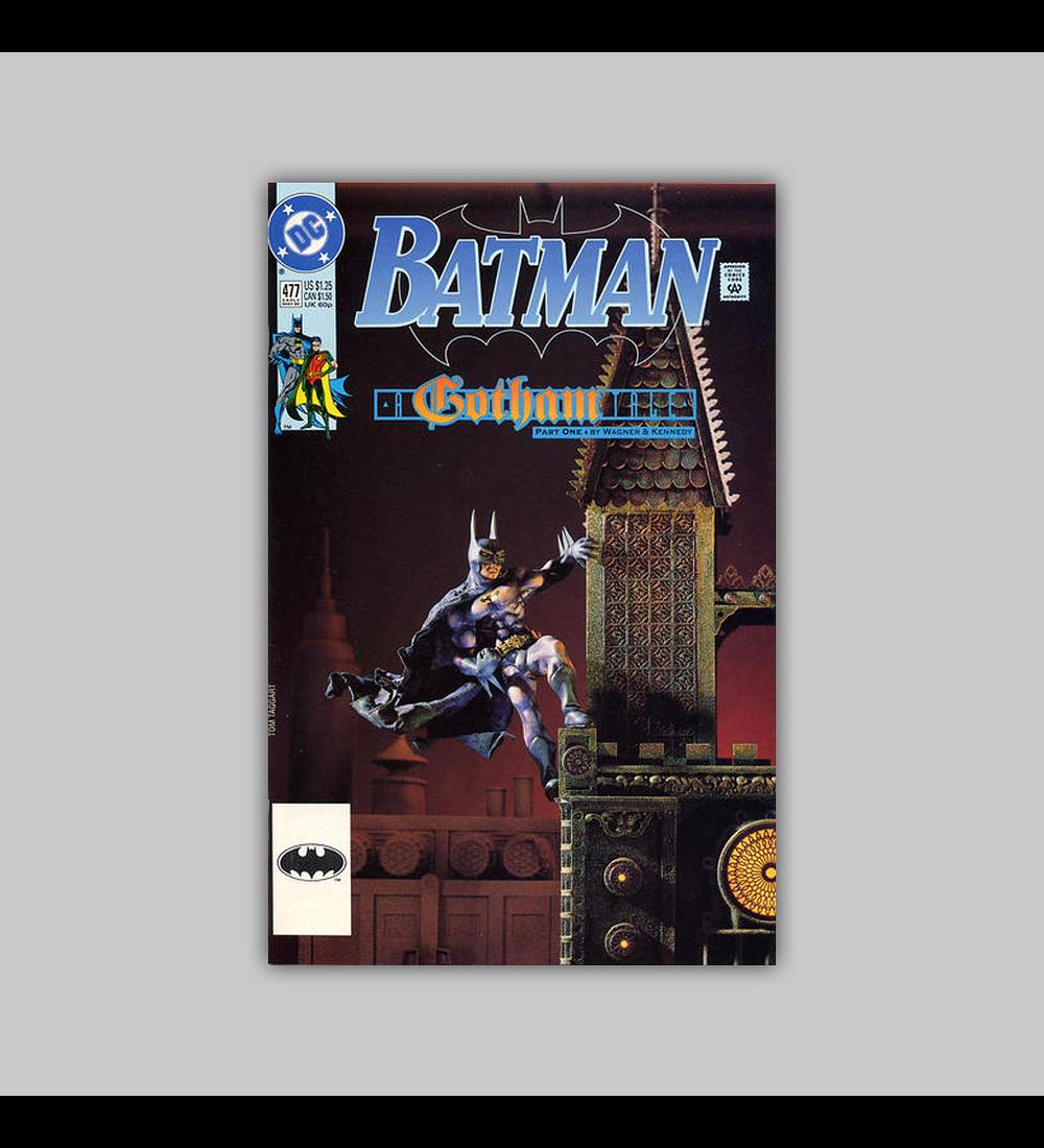 Batman 477 1992