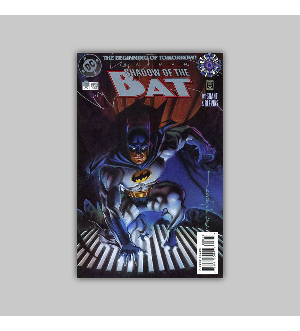 Batman: Shadow of the Bat 0 1994
