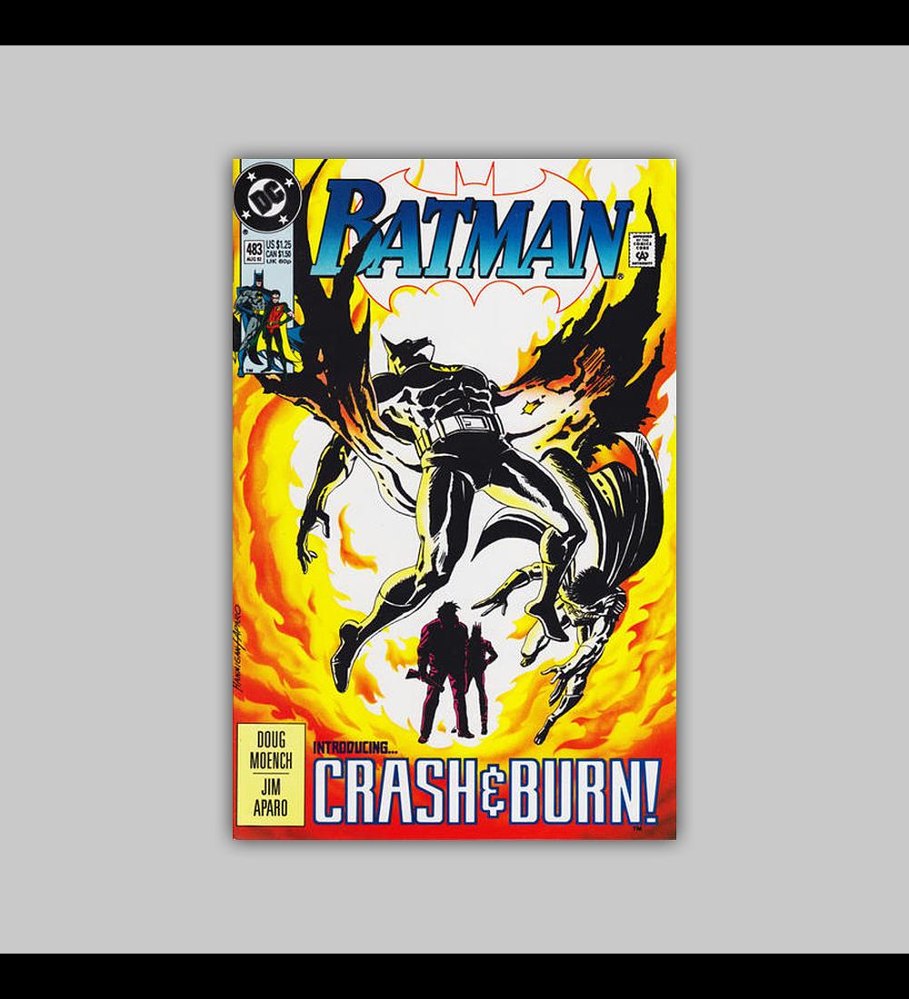 Batman 483 1992