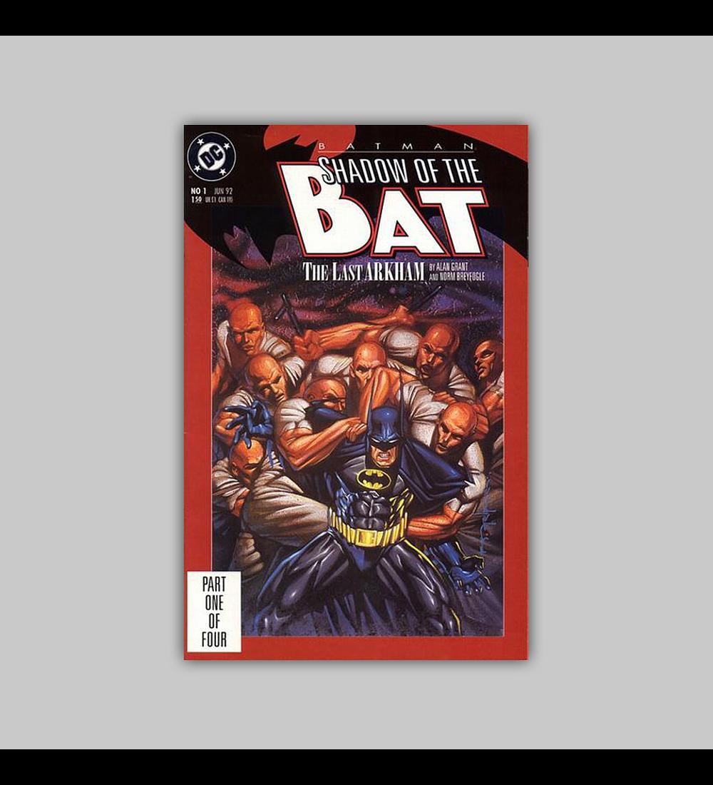 Batman: Shadow of the Bat 1 Polybagged 1994