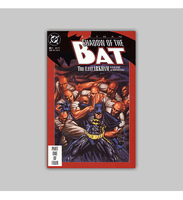 Batman: Shadow of the Bat 1 Polybagged 1994