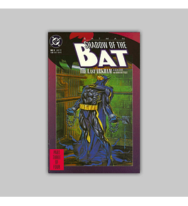 Batman: Shadow of the Bat 3 1992