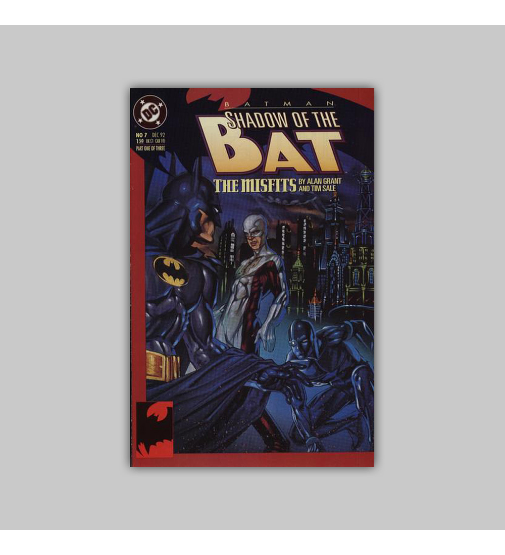 Batman: Shadow of the Bat 7 1992