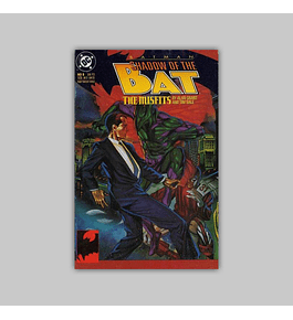 Batman: Shadow of the Bat 8 1993