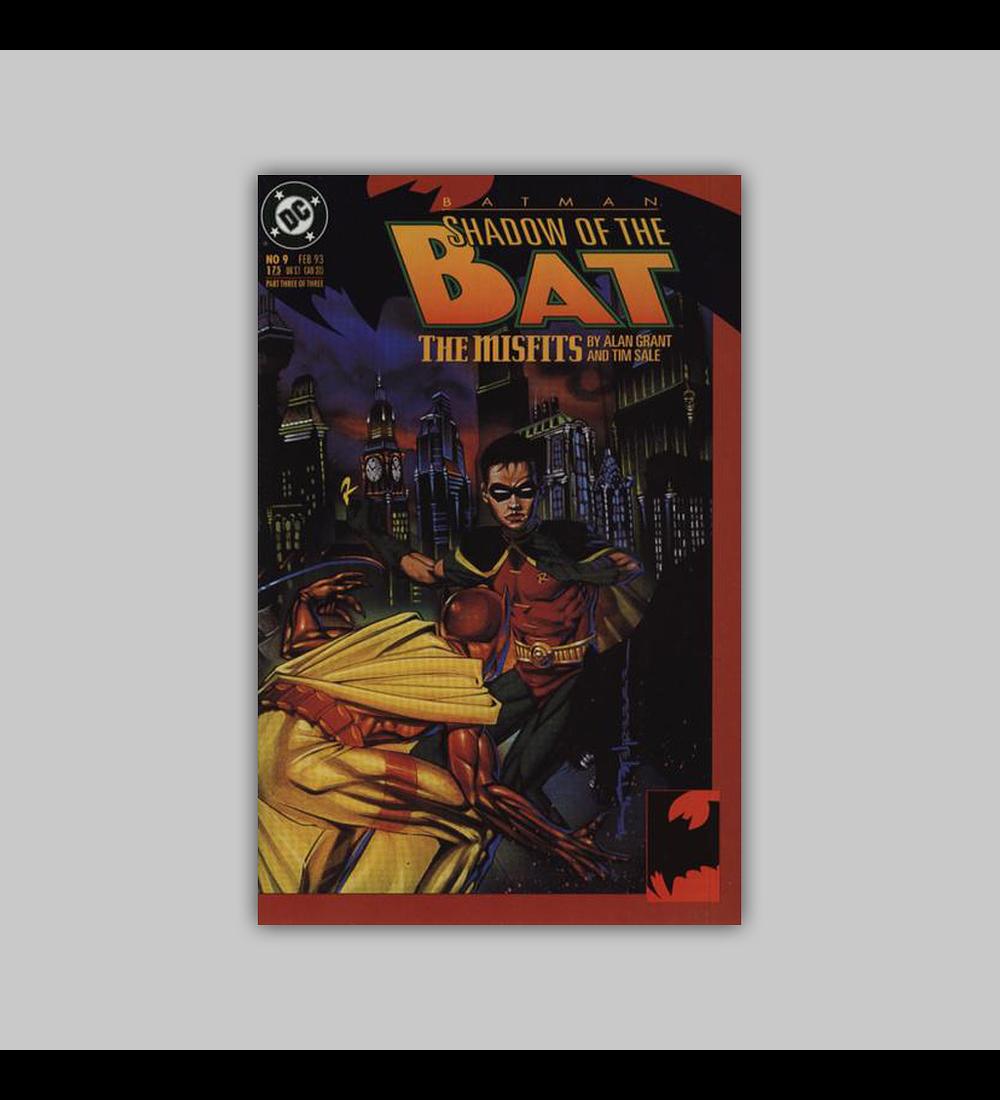 Batman: Shadow of the Bat 9 1993