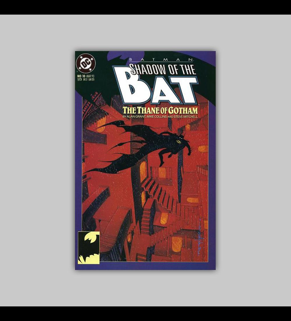 Batman: Shadow of the Bat 10 1993