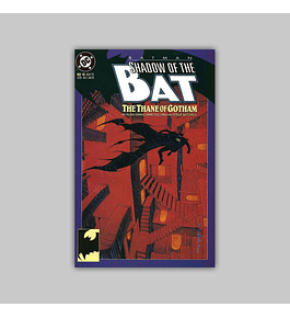 Batman: Shadow of the Bat 10 1993