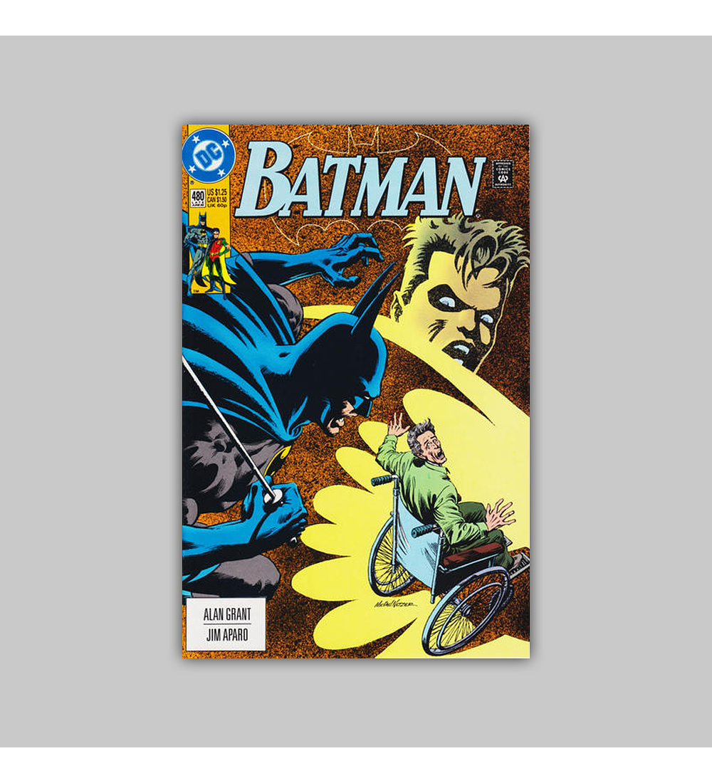 Batman 480 1992