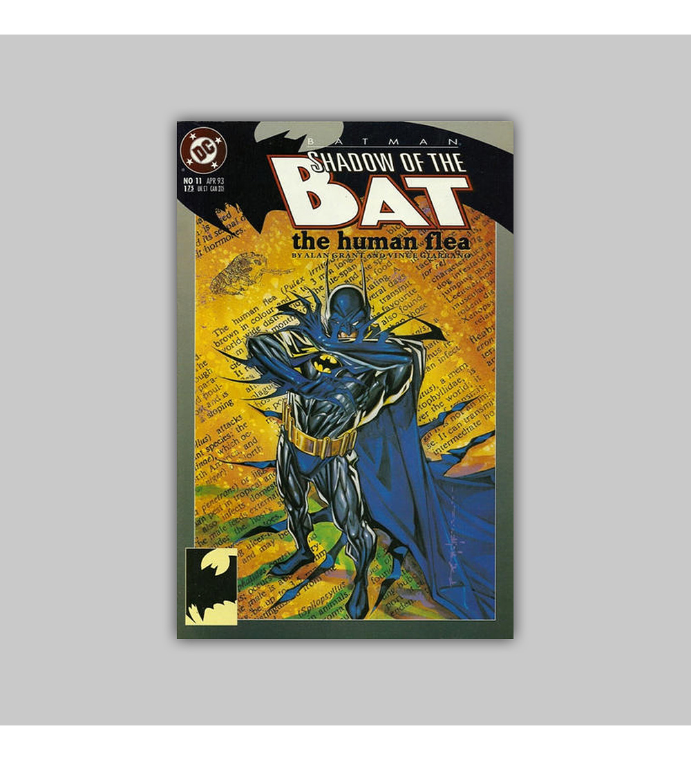 Batman: Shadow of the Bat 11 1993